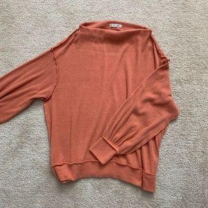 Free People Oversized Soft Sweater